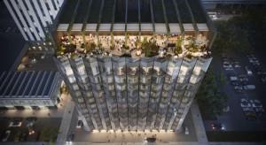 Puro wstrzymuje budowę hotelu w Katowicach