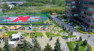 Eximius Park nie tylko dla pracowników. Nowy najemca w kompleksie