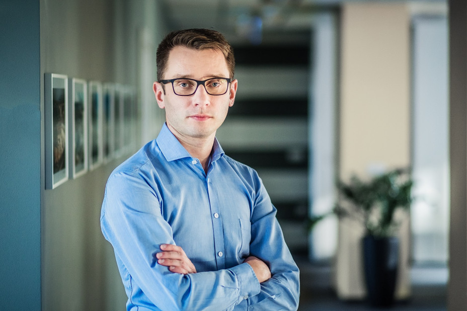 Jacek Lech na czele Mostostalu Kraków