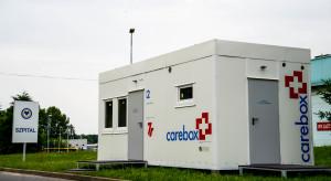Mobilna izba przyjęć od 7R obsługuje pacjentów szpitala w Starachowicach