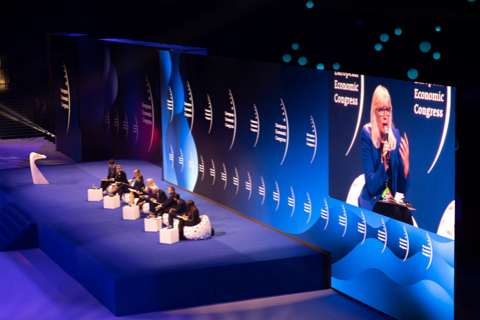 Nieruchomości, handel i logistyka w agendzie Europejskiego Kongresu Gospodarczego