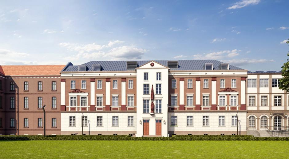 Hochtief buduje dom opieki w dawnym klasztorze we Wrocławiu