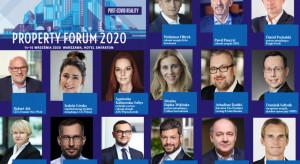 Spotkajmy się na Property Forum 2020. Oto kolejni potwierdzeni goście
