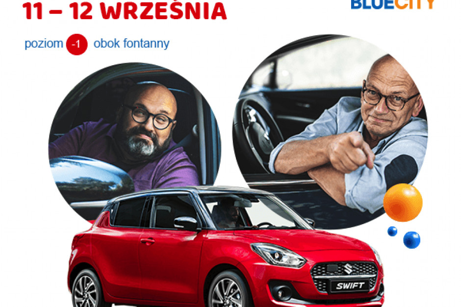 Suzuki Show w Blue City