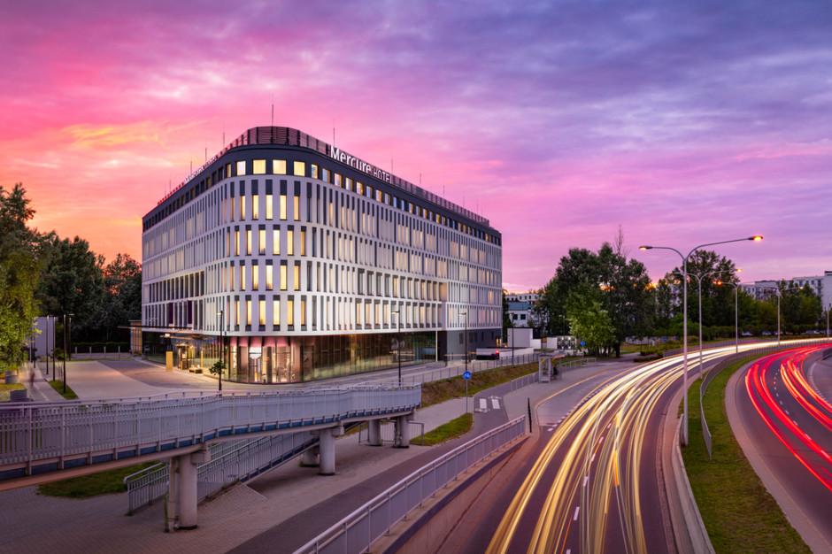 Hotel Mercure Warszawa Ursus Station inspirowany historią kolei