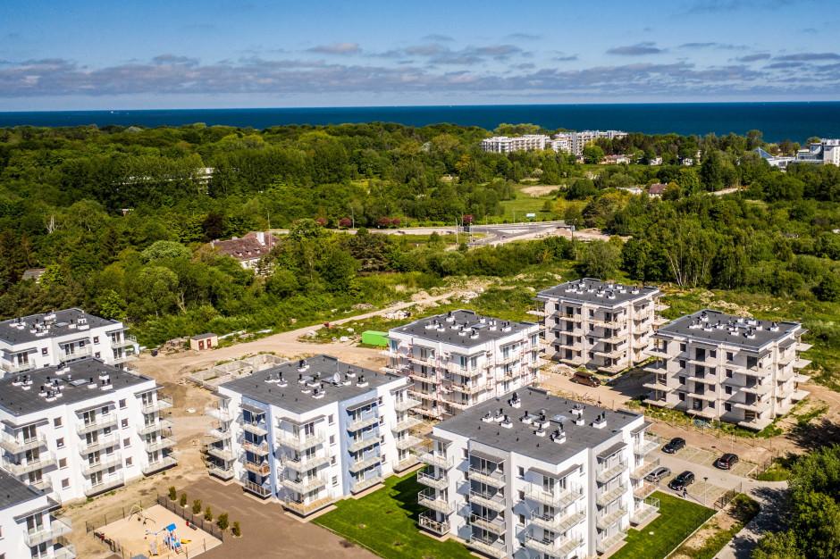 Apartamenty nad Bałtykiem rozchodzą się jak świeże bułeczki. II etap Porta Mare Baltica zarezerwowany w 50 proc.
