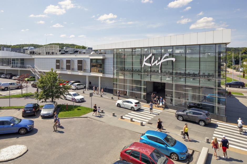 Galeria Klif w Gdyni wprowadziła płatne parkowanie