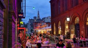Łódź, czyli city break w klimacie offowym