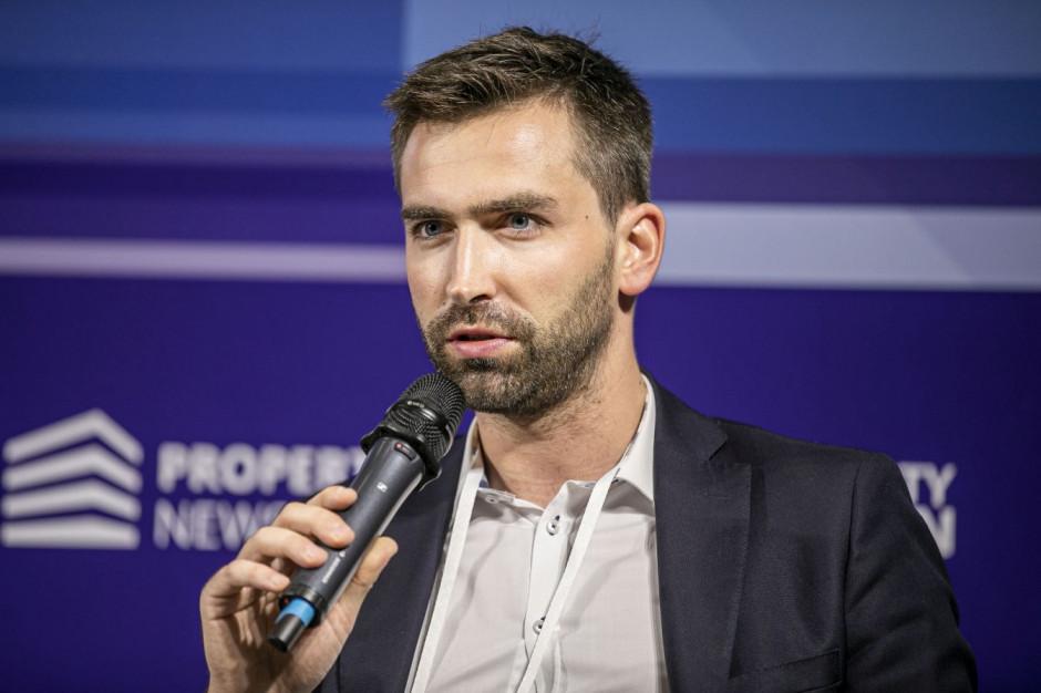 Tomasz Paszkowski, Business Development Manager, BaseCamp Student. Fot. PTWP.