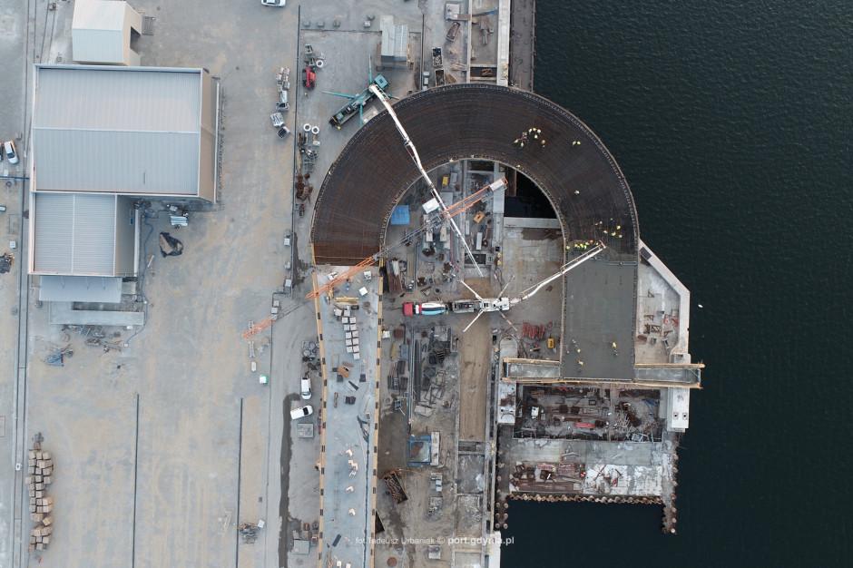 Port Gdynia rozpoczyna dialog konkurencyjny. Poszukuje partnera do budowy Portu Zewnętrznego