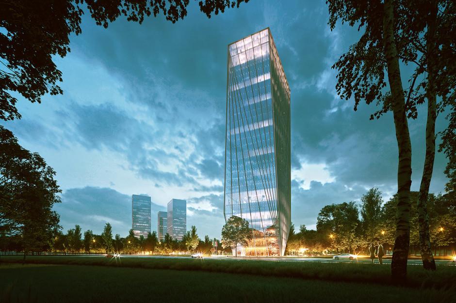 Tak będzie wyglądał najwyższy budynek prawobrzeżnej Warszawy