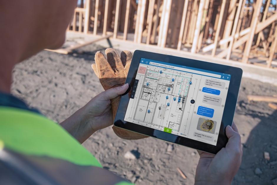 Pandemia przyspiesza cyfryzację w branży budowlanej