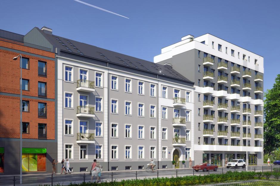 Przy Wrzesińskiej 2 ruszyła budowa 127 mieszkań na wynajem