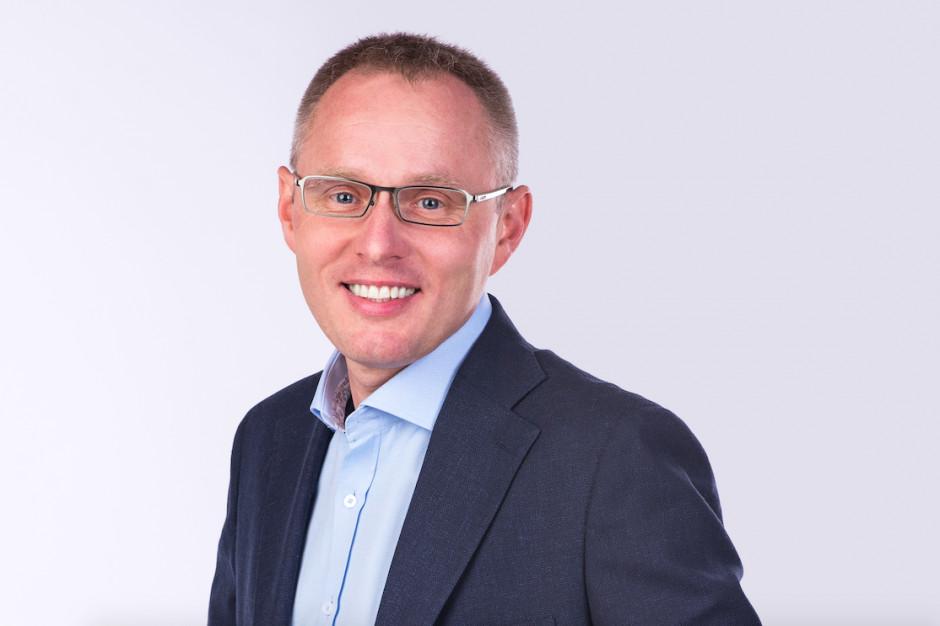 Tomasz Pietrzyk szefem zespołu realizacyjnego nowej spółki Tecas Fitout