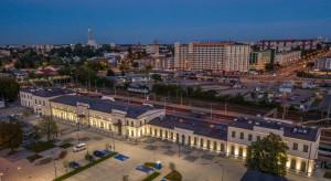 Budimex oddał odnawiony Dworzec PKP S.A. w Białymstoku