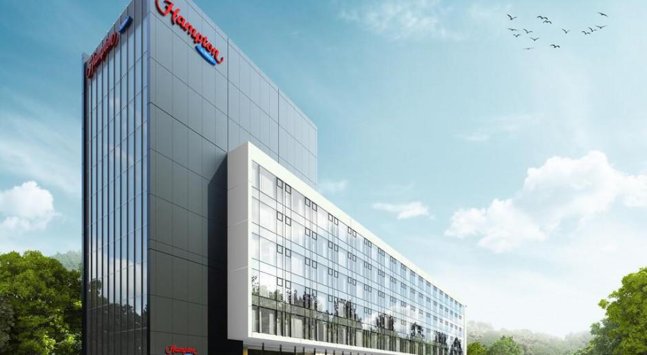 Hotel Hampton By Hilton Warsaw Reduta odlicza dni do startu
