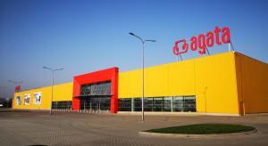 W Toruniu otworzył się pierwszy salon Agata Meble