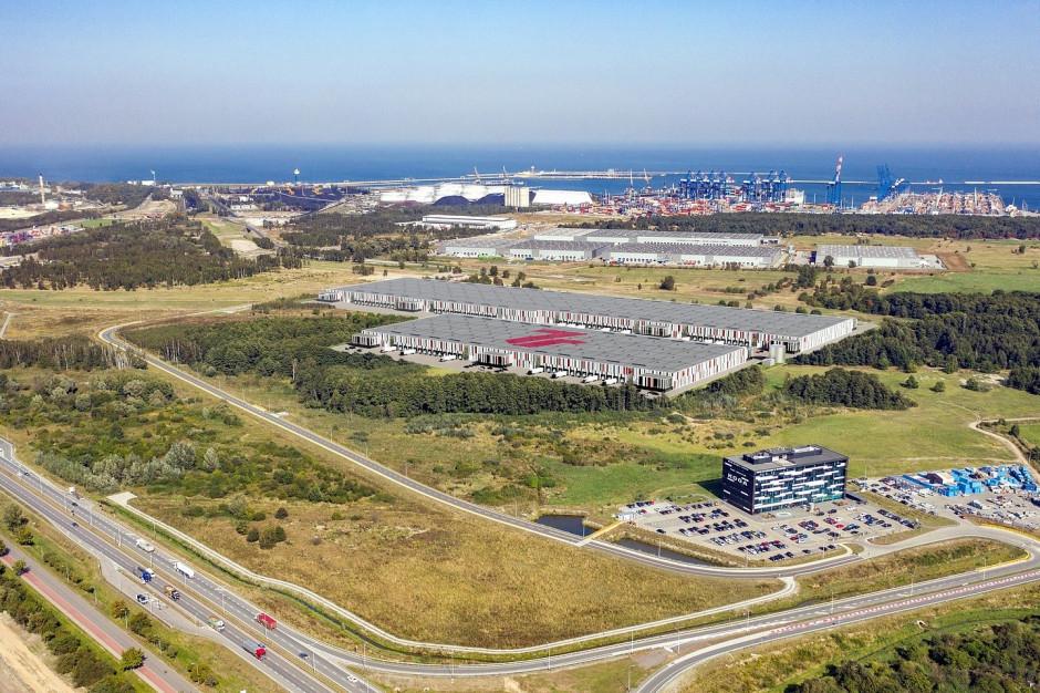 7R kupuje grunty w Pomorskim Centrum Inwestycyjnym. Powstanie tam kompleks logistyczny