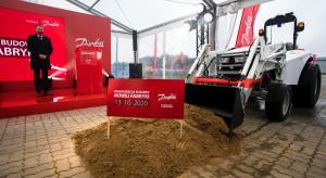 W Grodzisku Mazowieckim powstaje nowoczesna fabryka Danfoss