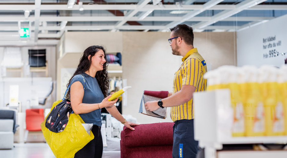 IKEA da drugie życie meblom. Start akcji w listopadzie