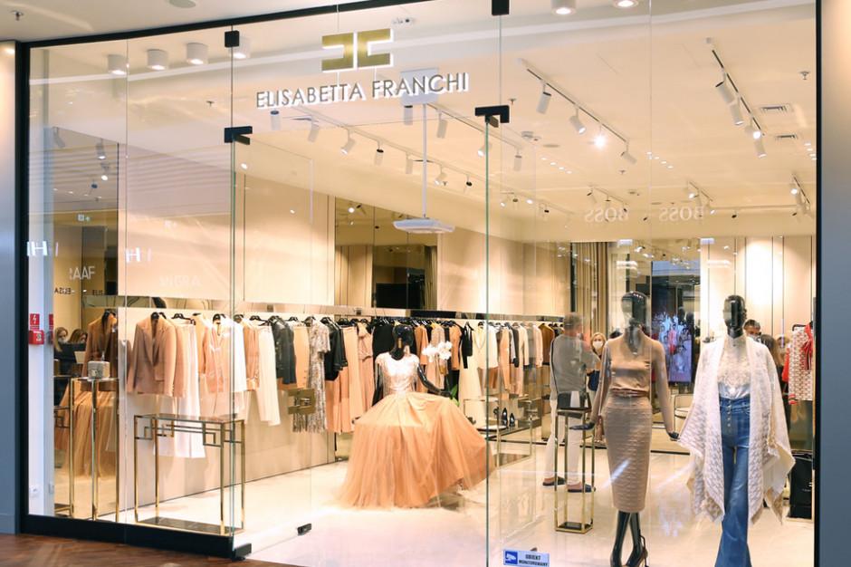 Premium po włosku. Elisabetta Franchi otwiera salon w Manufakturze