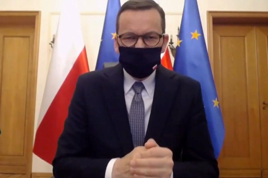 Rząd wprowadza szereg obostrzeń. Połowa Polski w czerwonej strefie