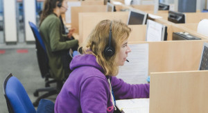 Pandemia zwiększyła skalę działania centrów obsługi klienta