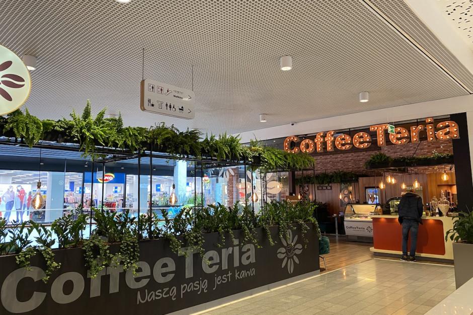 Kameralna kawiarnia w Galerii Warmińskiej. Jedyna taka w Polsce