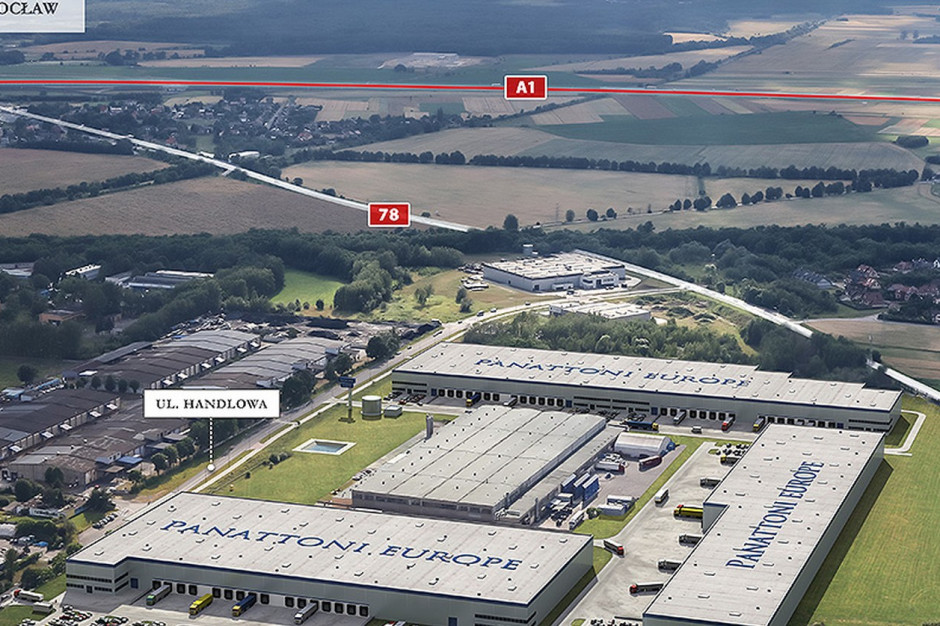 Importer części samochodowych wybiera Panattoni Park Zabrze