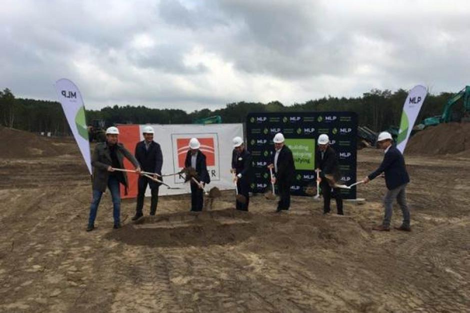 MLP Group startuje z budową nowego parku