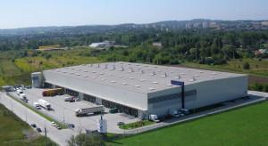 Centrum Logistyczne Kraków II z kompletem najemców