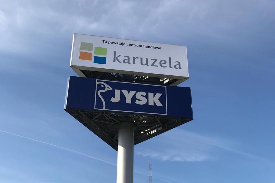 Karuzela może budować w Puławach