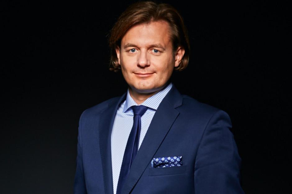 Nowy dyrektor zarządzający w Zeitgeist AM