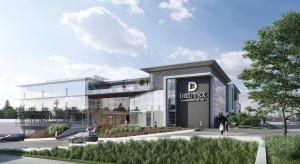 Drutex wybuduje nowy biurowiec - jeden z najnowocześniejszych w Polsce