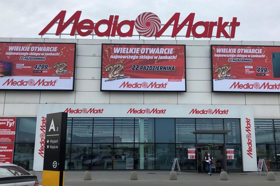 MediaMarkt pod nowym adresem