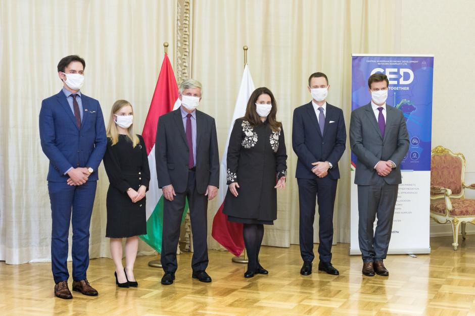 Powstała Polsko-Węgierska Izba Gospodarcza. Wśród założycieli Cordia i TriGranit
