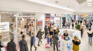 Toruńskie centrum handlowe korzysta z trendów