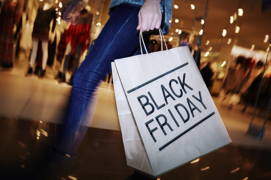Black Friday bez boomu w galeriach