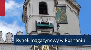Dobre półrocze poznańskiego rynku magazynowego. Za nami duże transakcje