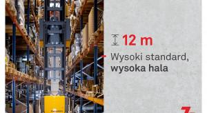 E-commerce zmienia rynek magazynowy. 7R wprowadza 12 metrów jako standard wysokości