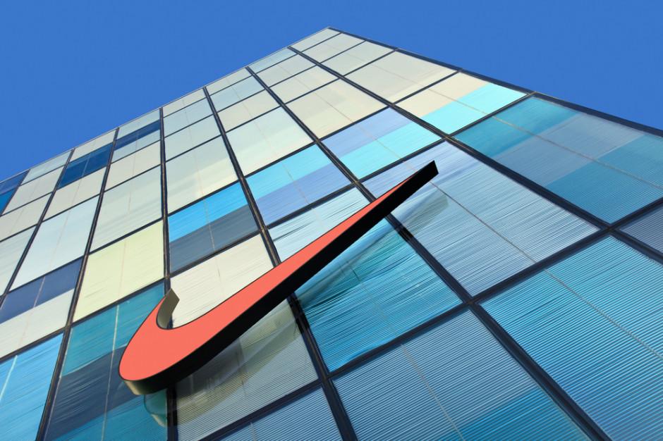 E-commerce mocno nakręcił sprzedaż Nike