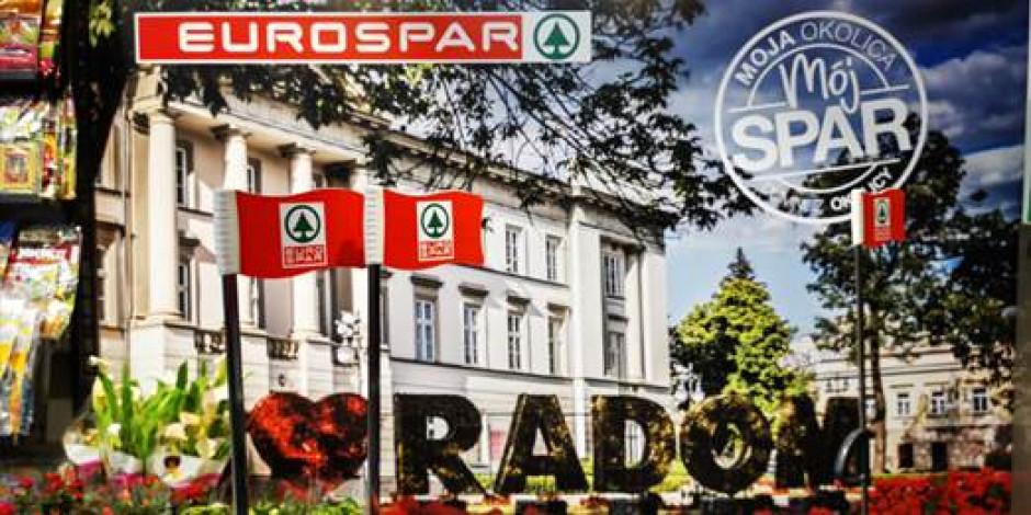 Radom Z Eurosparem W Miejsce Piotra I Pawla Centra Handlowe