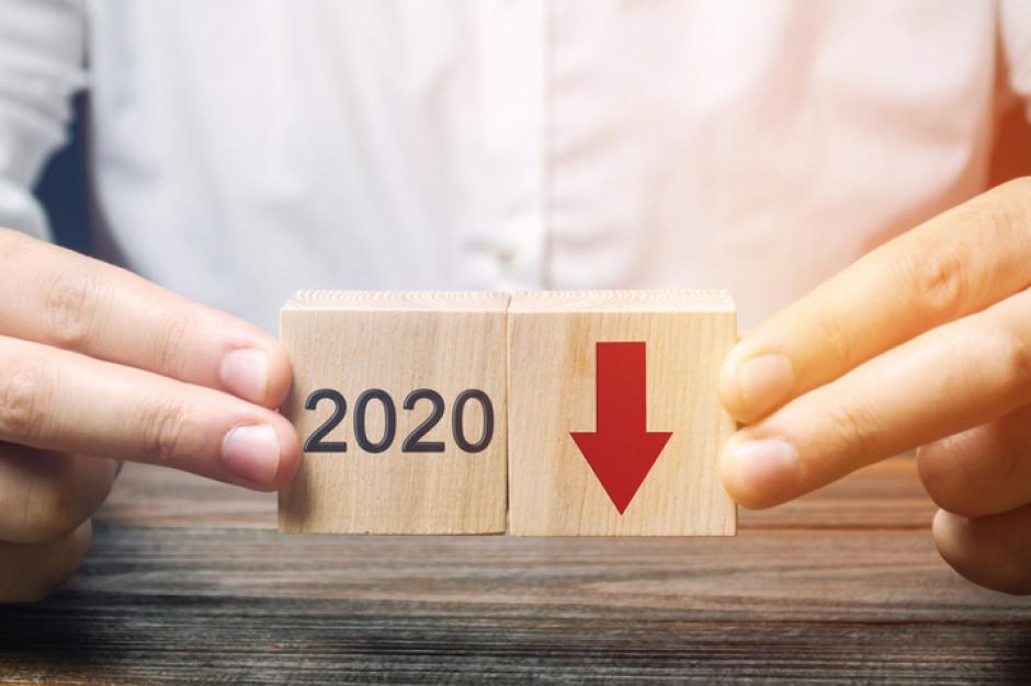 2020 pod znakiem największej liczby niewypłacalnych firm w ciągu dekady