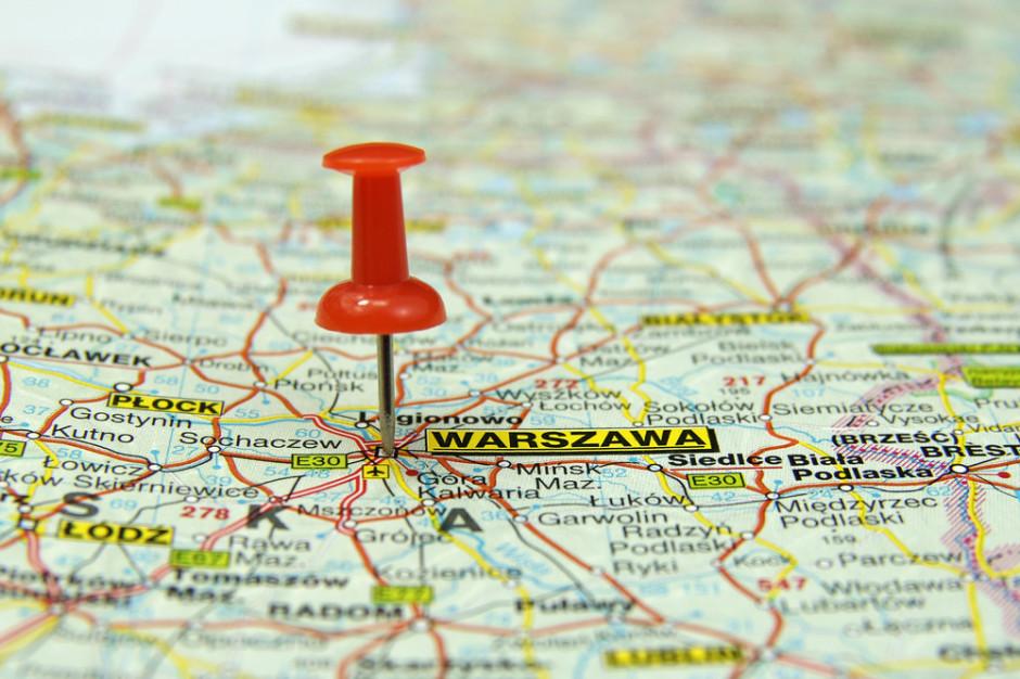 Magazyny otaczają Warszawę. Aktywność deweloperów i najemców szybko rośnie
