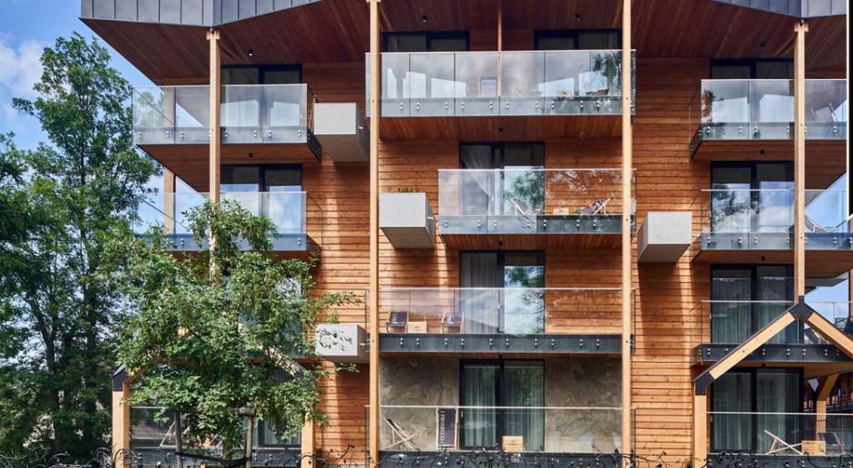 Górski aparthotel od Karpiel Steindel z prestiżowym wyróżnieniem