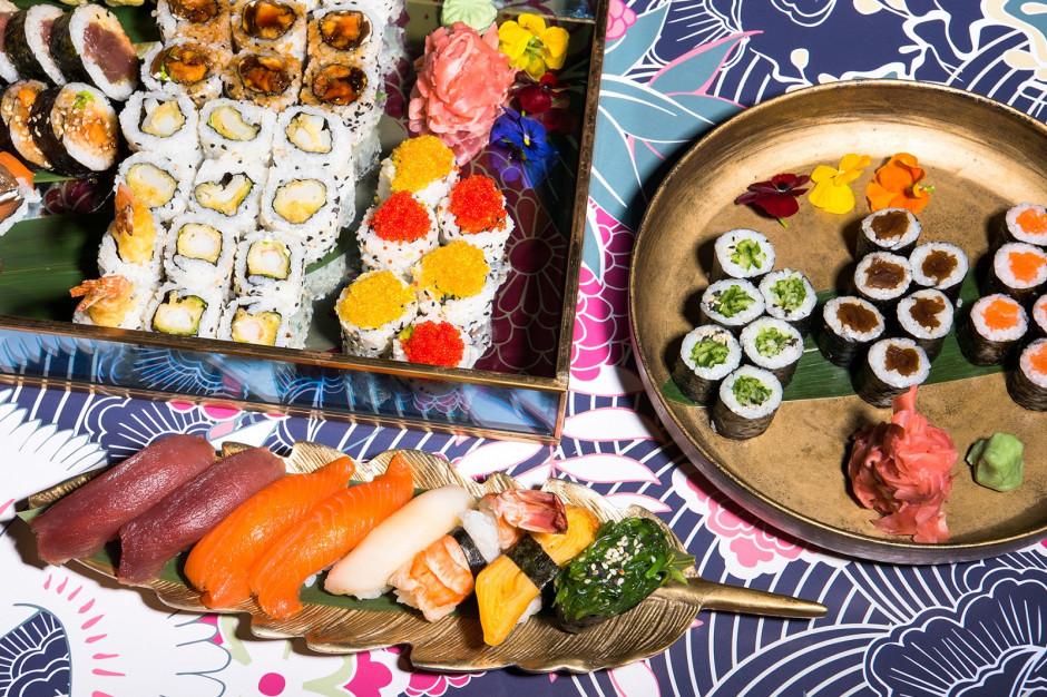 Restauracja Sen z dostawami sushi