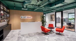 W industrialnej estetyce. Zobacz wnętrza biura Kraft Heinz