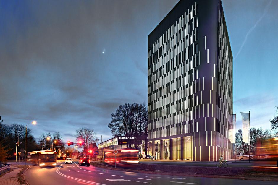 Katowicki DL Tower pnie się w górę. Będą biura, również elastyczne
