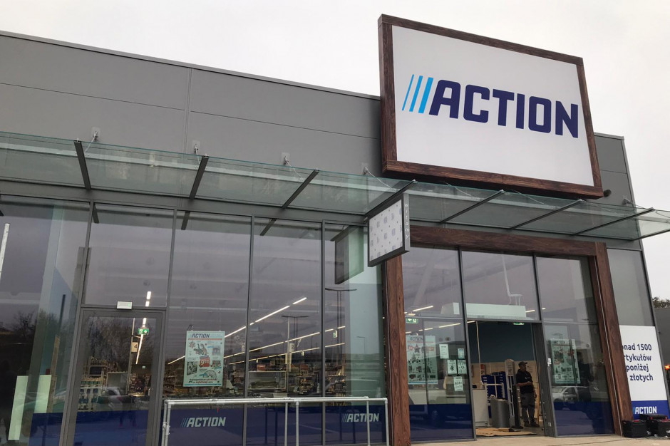 Action debiutuje w kolejnym województwie