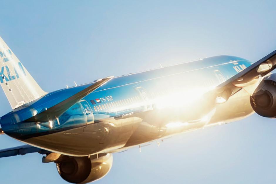 KLM zmniejszy liczbę lotów do Polski